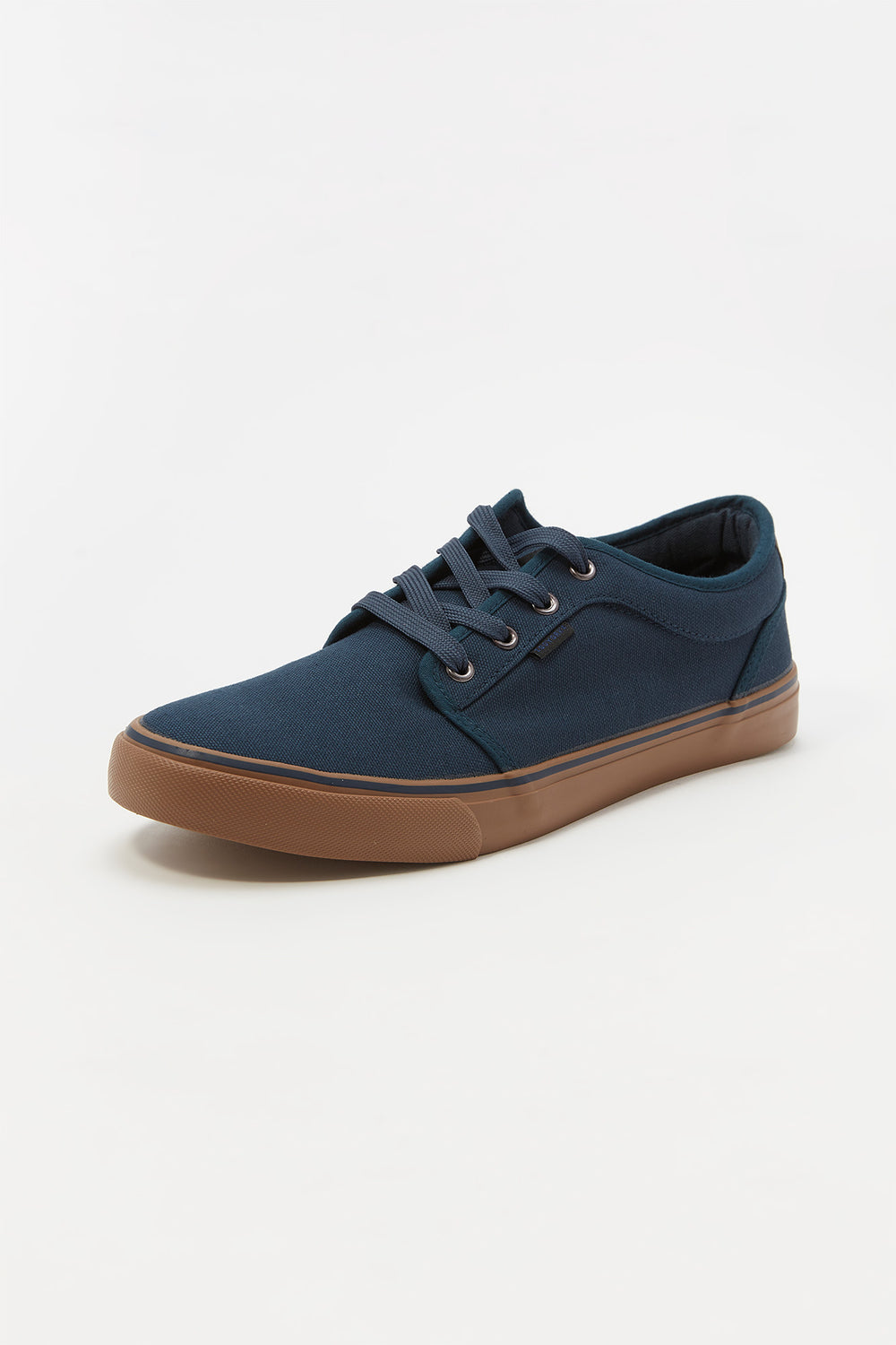 Zoo York Mens Canvas Skate Shoes Navy