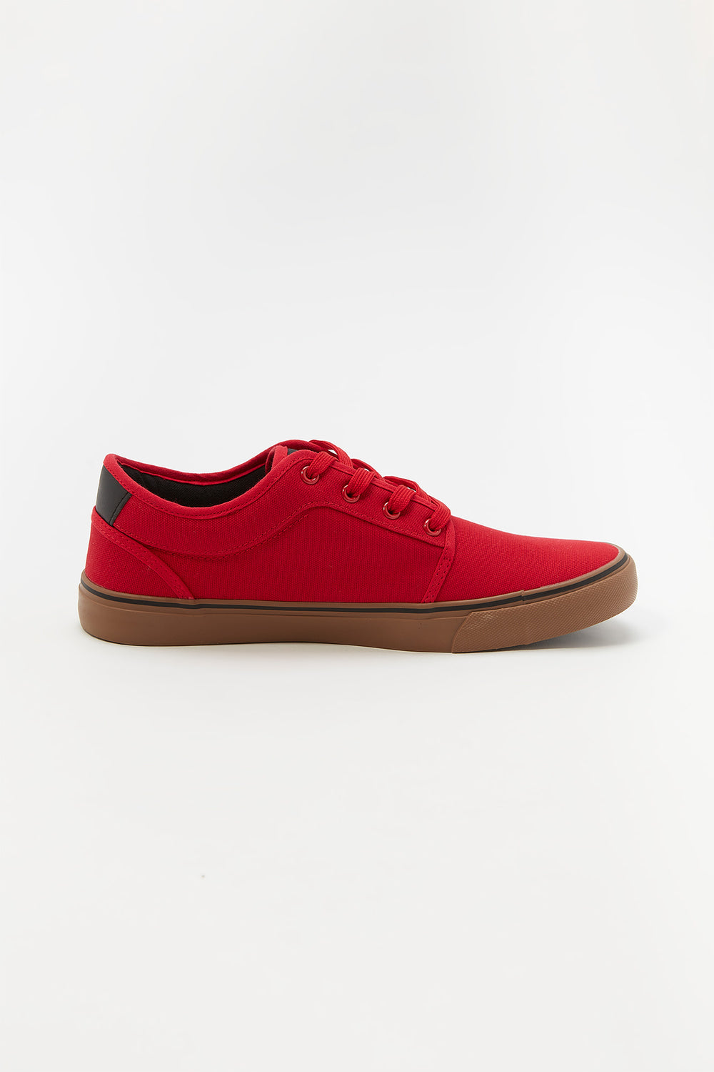 Zoo York Mens Canvas Skate Shoes Red
