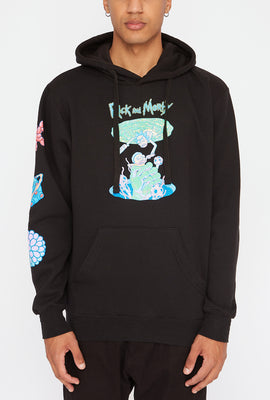 Mens Rick And Morty Hoodie