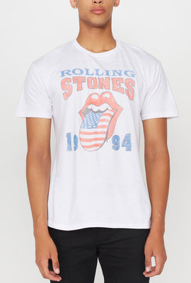 Mens Rolling Stones Graphic T-Shirt