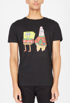 SpongeBob Squarepants Holiday T-Shirt