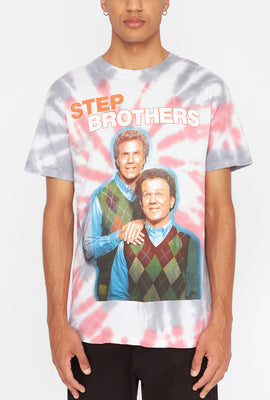 T-Shirt Step Brothers Homme