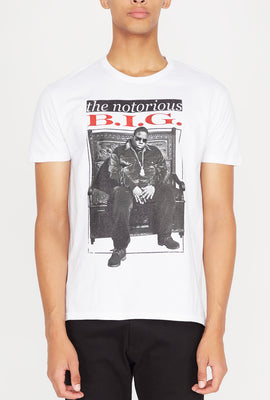 T-Shirt Notorious B.I.G. Homme
