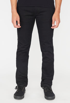 West49 Mens Twill Solid Chino