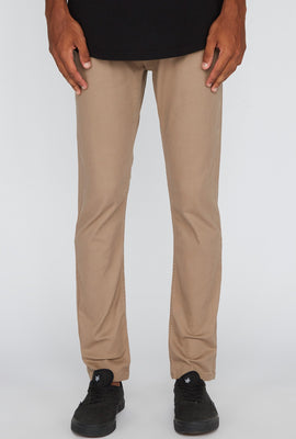 West49 Mens 5-Pocket Chinos