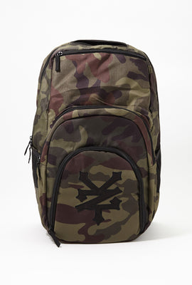Zoo York Camo Backpack