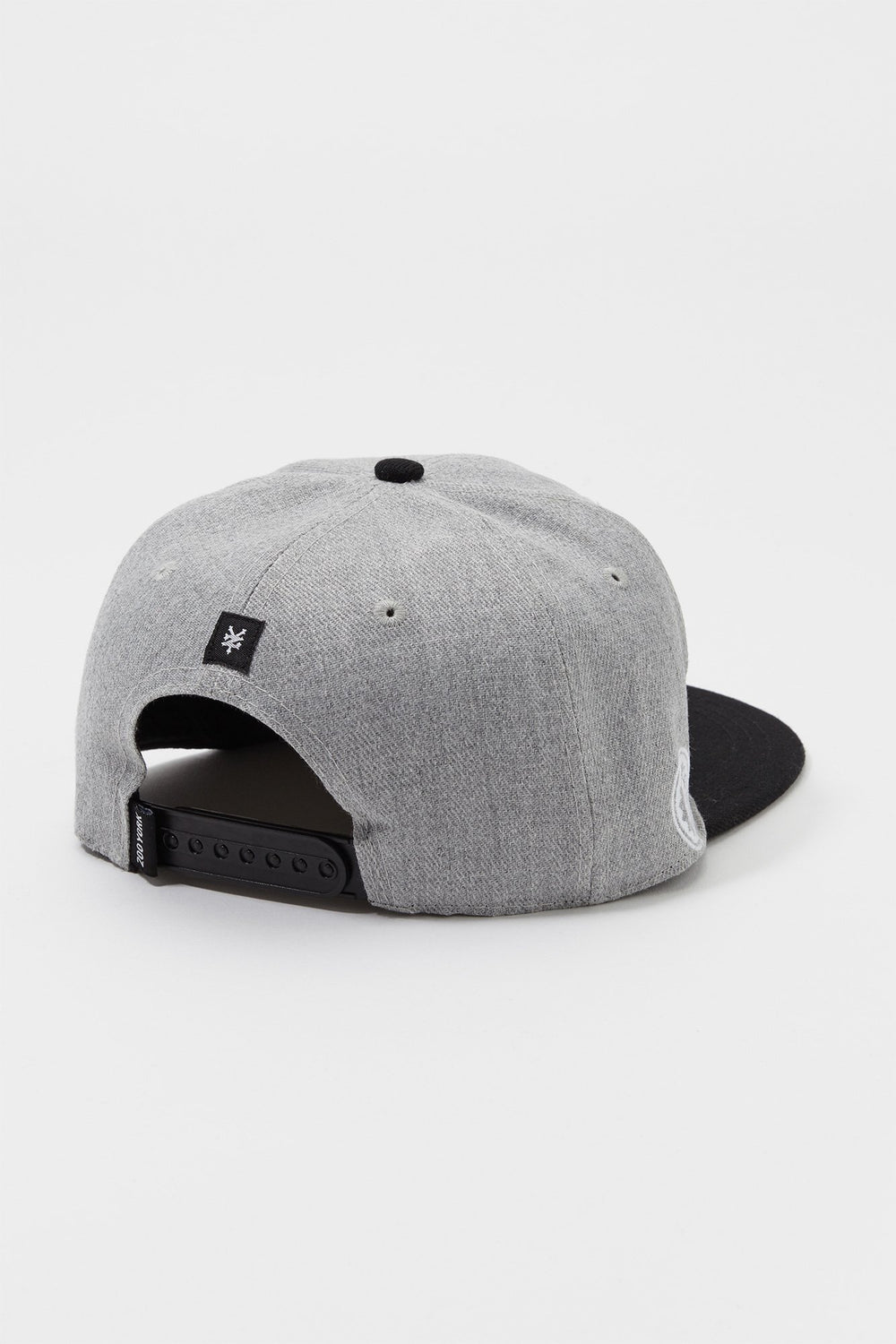 Casquette Patch Zoo York Homme Gris