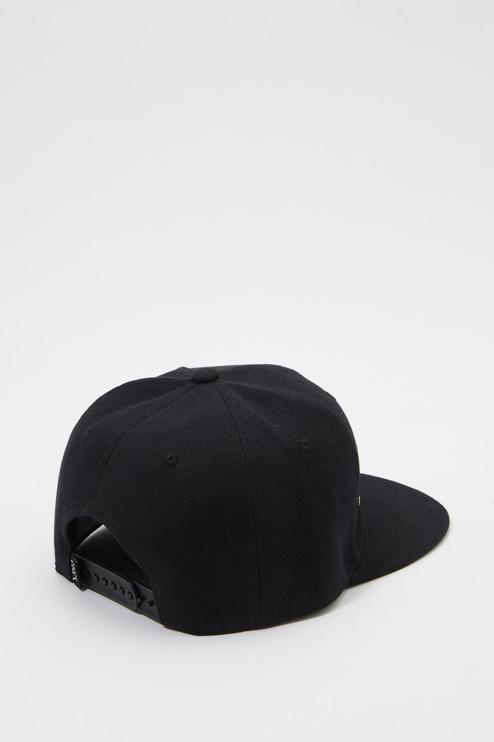 Young & Reckless Mens Neon Hat Black