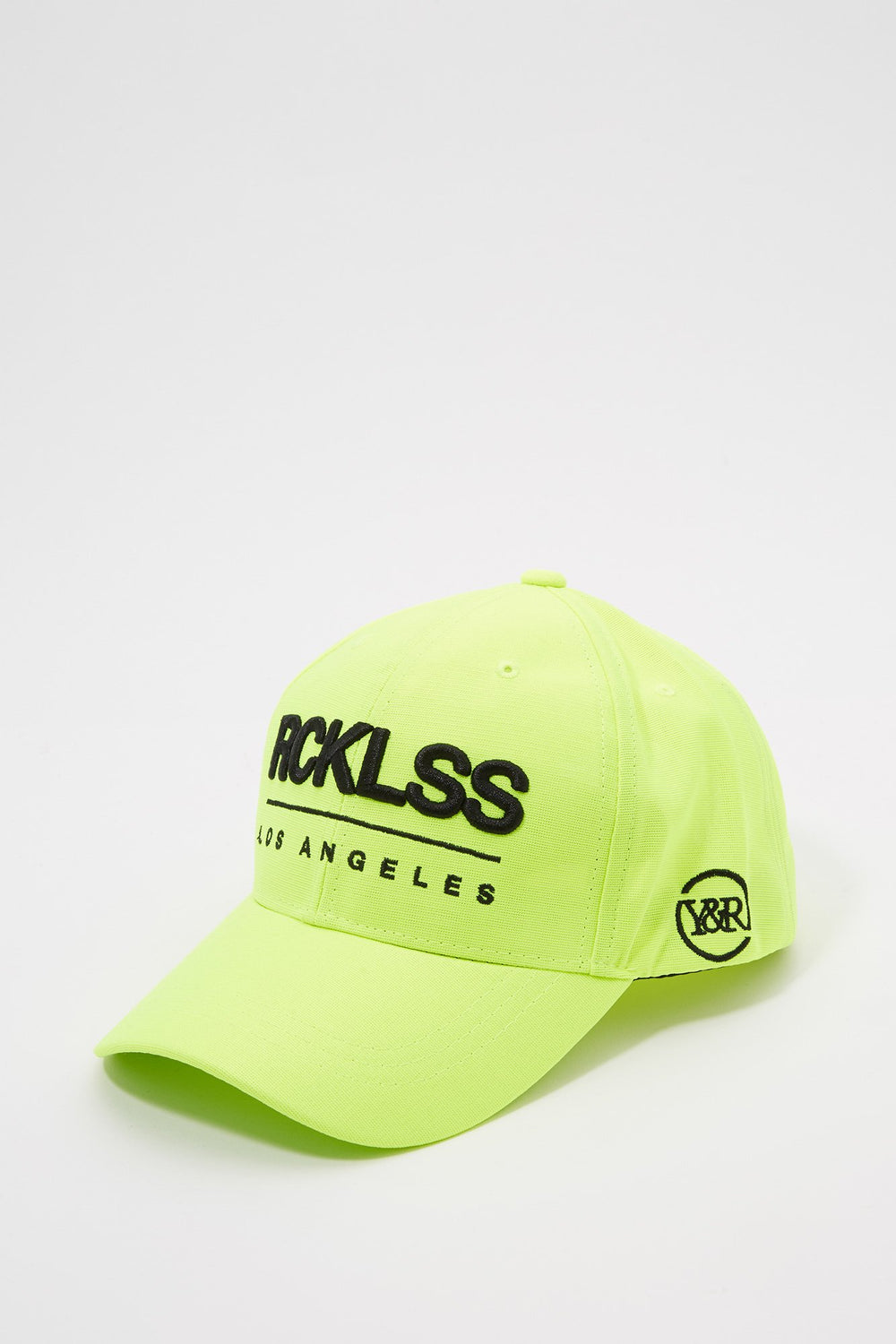 Casquette Fluo Young & Reckless Homme Vert