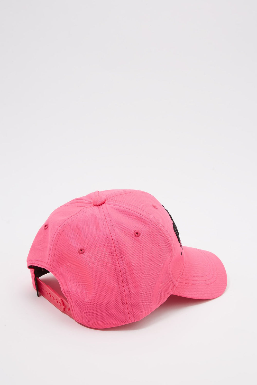 Casquette Fluo Young & Reckless Homme Rose
