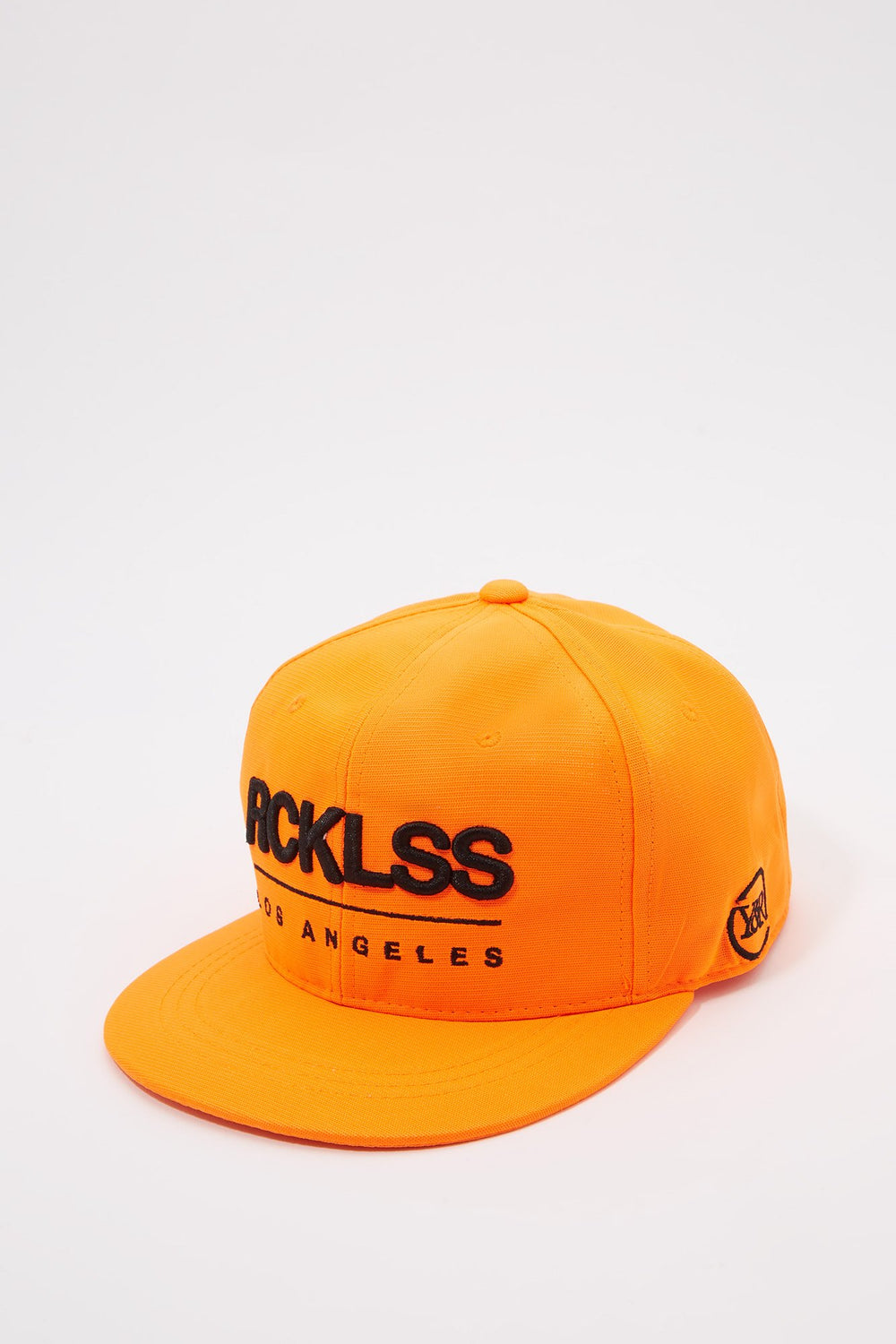 Casquette Fluo Young & Reckless Homme Orange