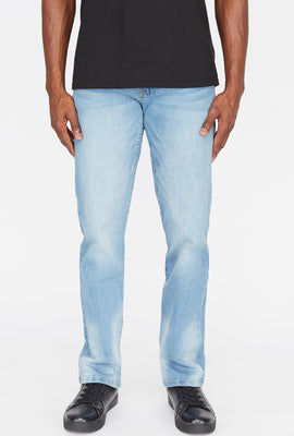 Zoo York Mens Slim Light Blue Jeans