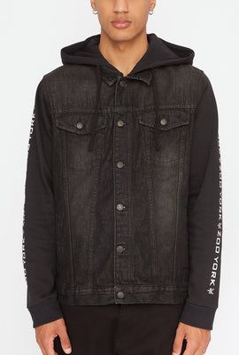 Veste en Denim Zoo York Homme