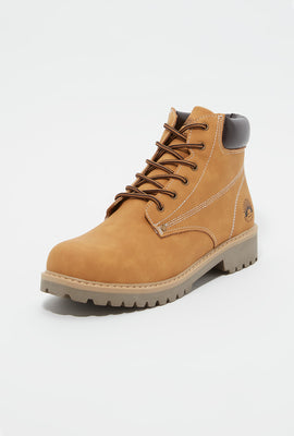 Storm Mountain Mens Casual Lace-Up Boots