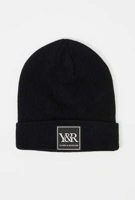 Tuque Homme Young & Reckless Avec Patch