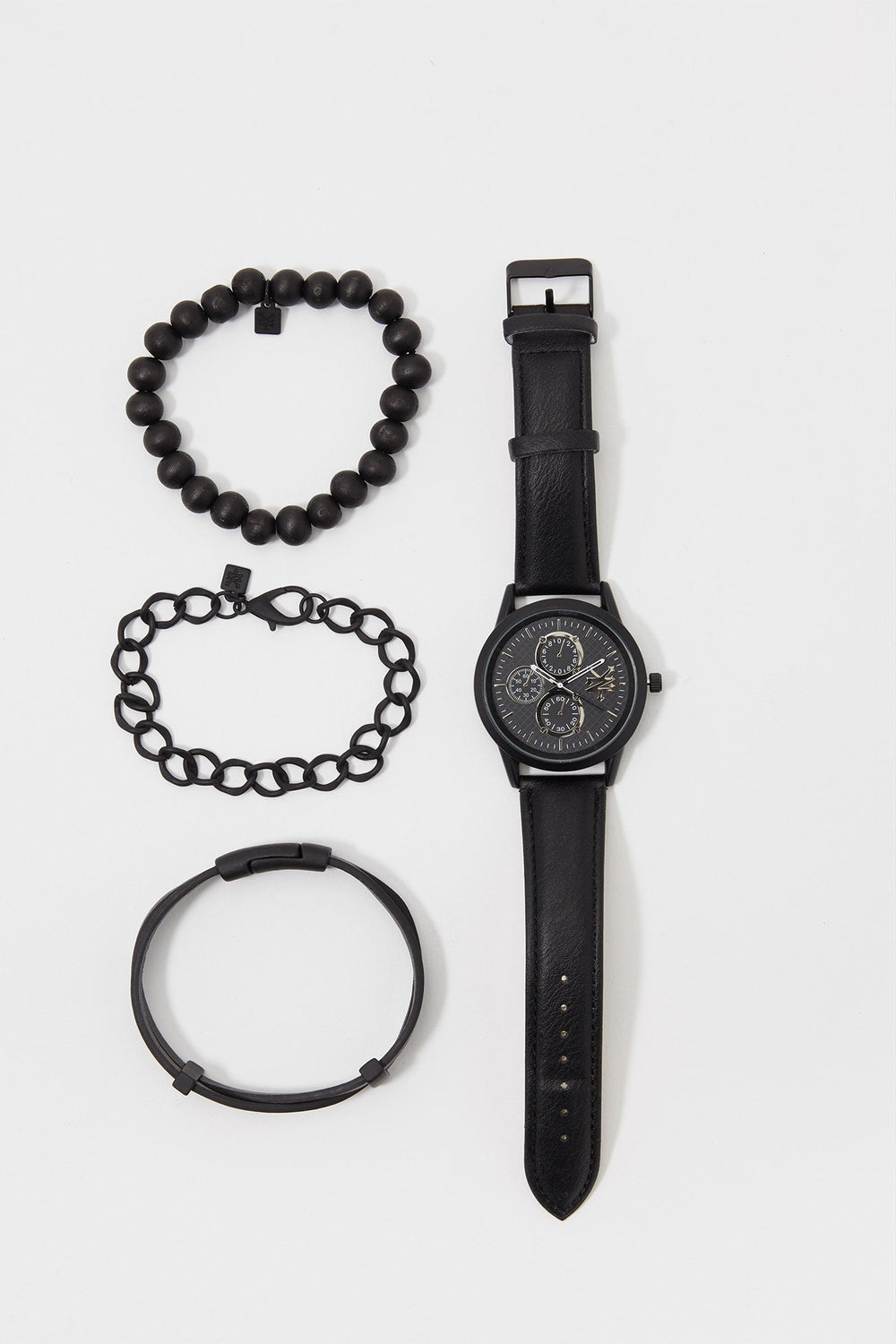 Zoo York Mens All Black Chronograph Watch Zoo York Mens All Black Chronograph Watch