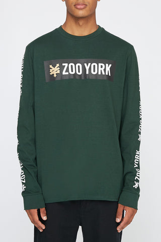 Zoo York Guys Long Sleeve Tee