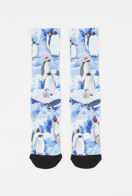 Zoo York Mens Sublimated Socks