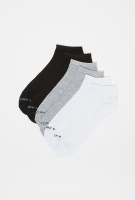 Zoo York Mens No Show Socks (3-pack)