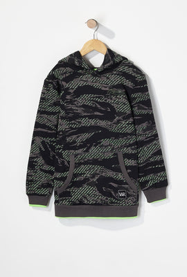 Young & Reckless Boys Camo Hoodie