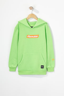 Young & Reckless Boys Neon Popover Hoodie