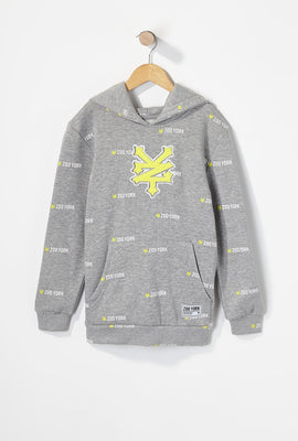 Zoo York Boys Chenille Patch Hoodie