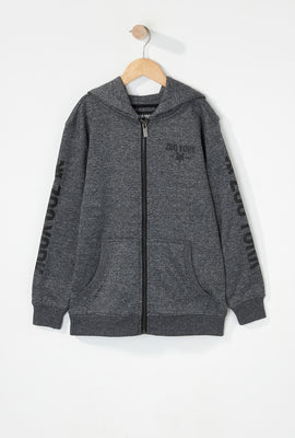 Zoo York Boys Zip-Up Hoodie