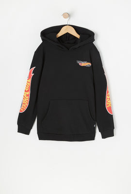 Hot Wheels X West49 Youth Popover Hoodie