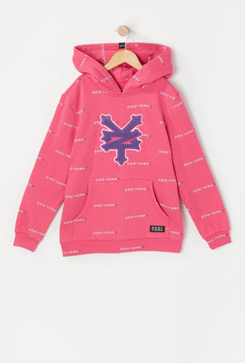 Zoo York Youth Chenille Patch Hoodie