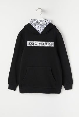 Snoodie Bandana Avec Logo Zoo York Junior