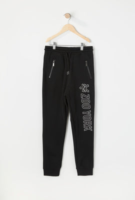 Zoo York Youth Zip Pocket Jogger