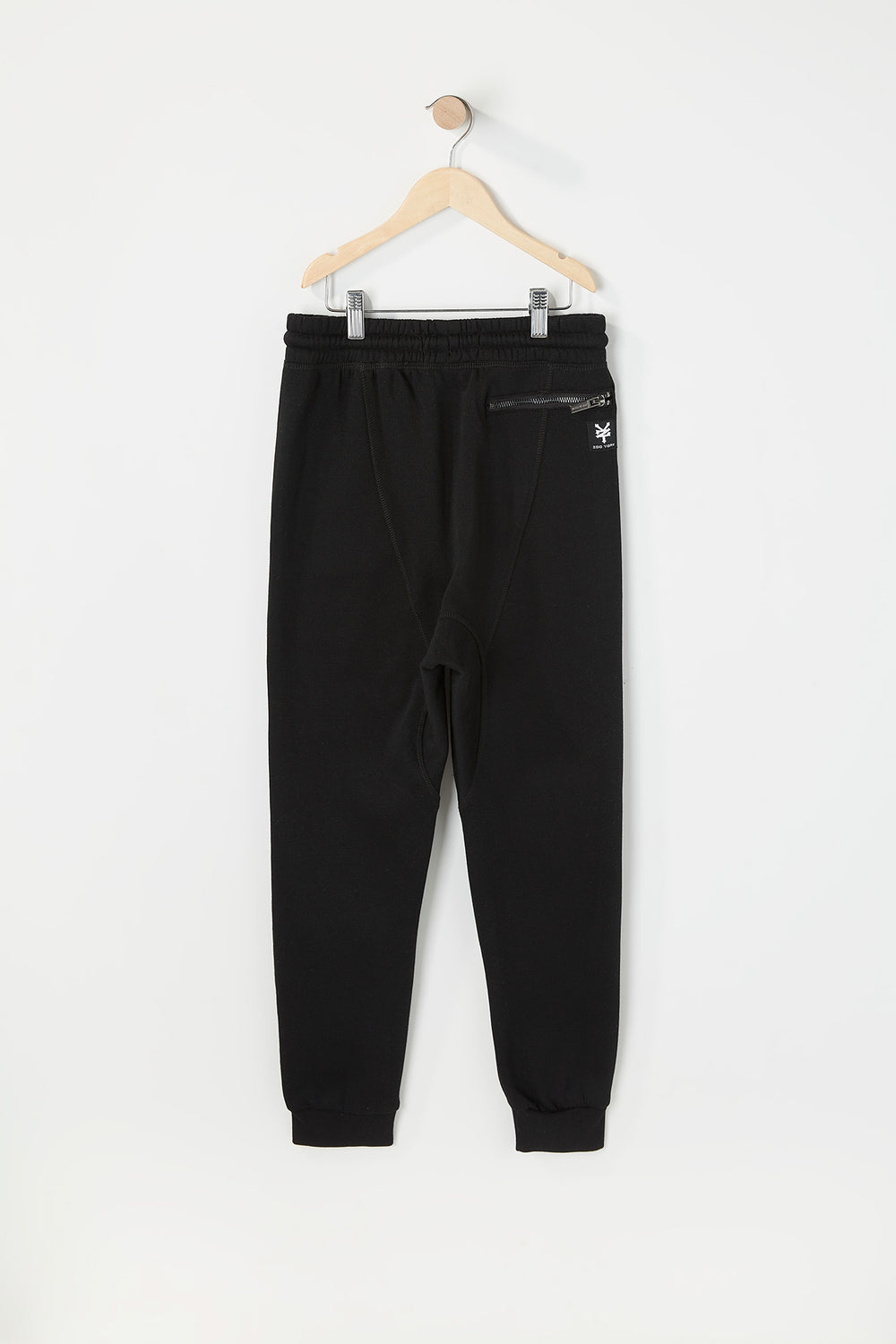 Jogger Logo Zoo York Junior Noir