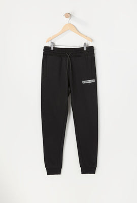 Zoo York Youth Reflective Logos Jogger
