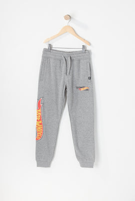 Hot Wheels X West49 Youth Fleece Joggers