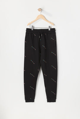 Zoo York Youth Bright Print Jogger