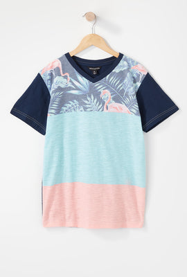 Boys Flamingo T-Shirt