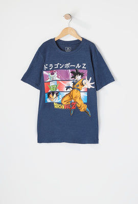 T-shirt Dragon Ball Z Junior