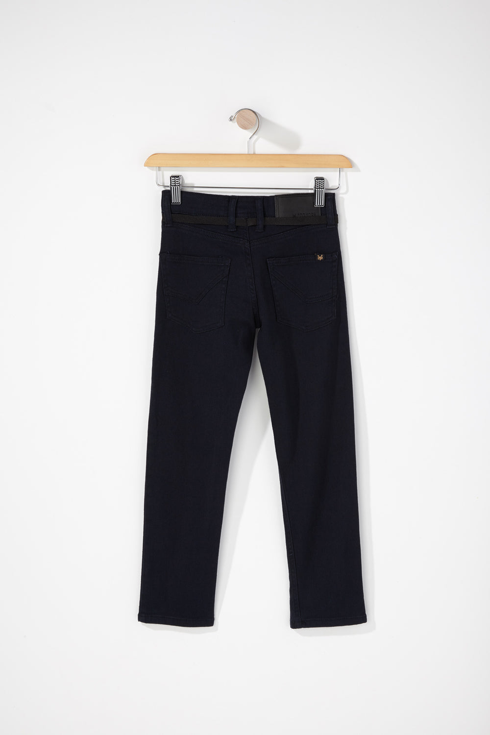 Zoo York Youth Stretch Skinny Jeans Navy