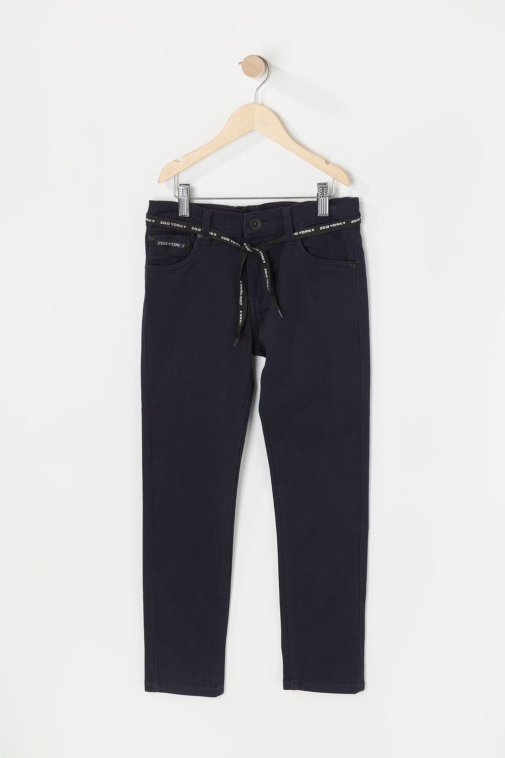 Zoo York Youth Skinny Jeans Navy