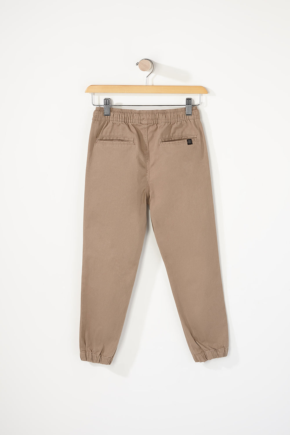West49 Boys Basic Jogger Sand
