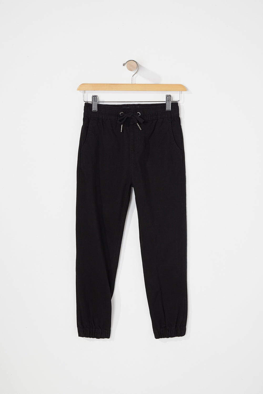 West49 Boys Basic Jogger Black