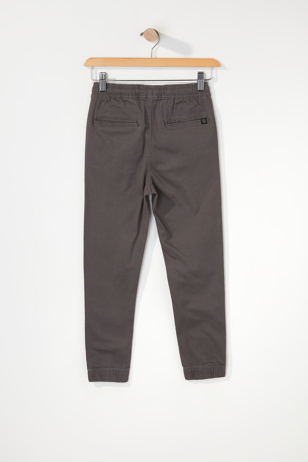 West49 Boys Basic Jogger Dark Grey