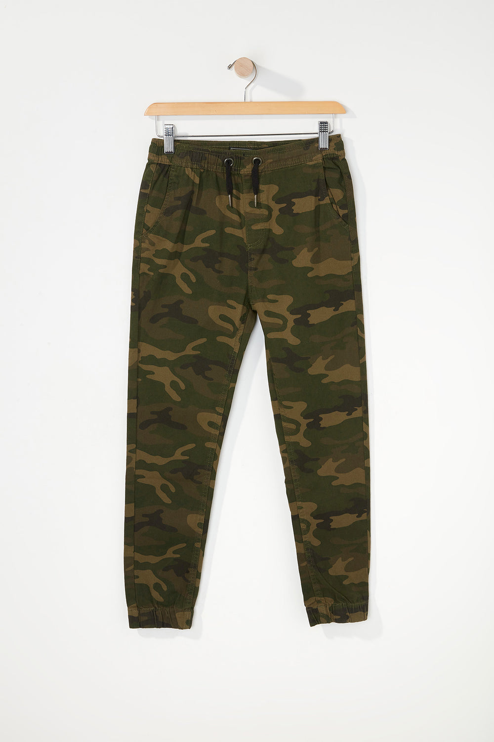 West49 Boys Camo Jogger Camouflage
