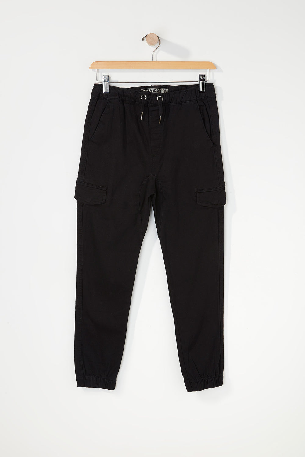 Jogger Cargo West49 Junior Noir