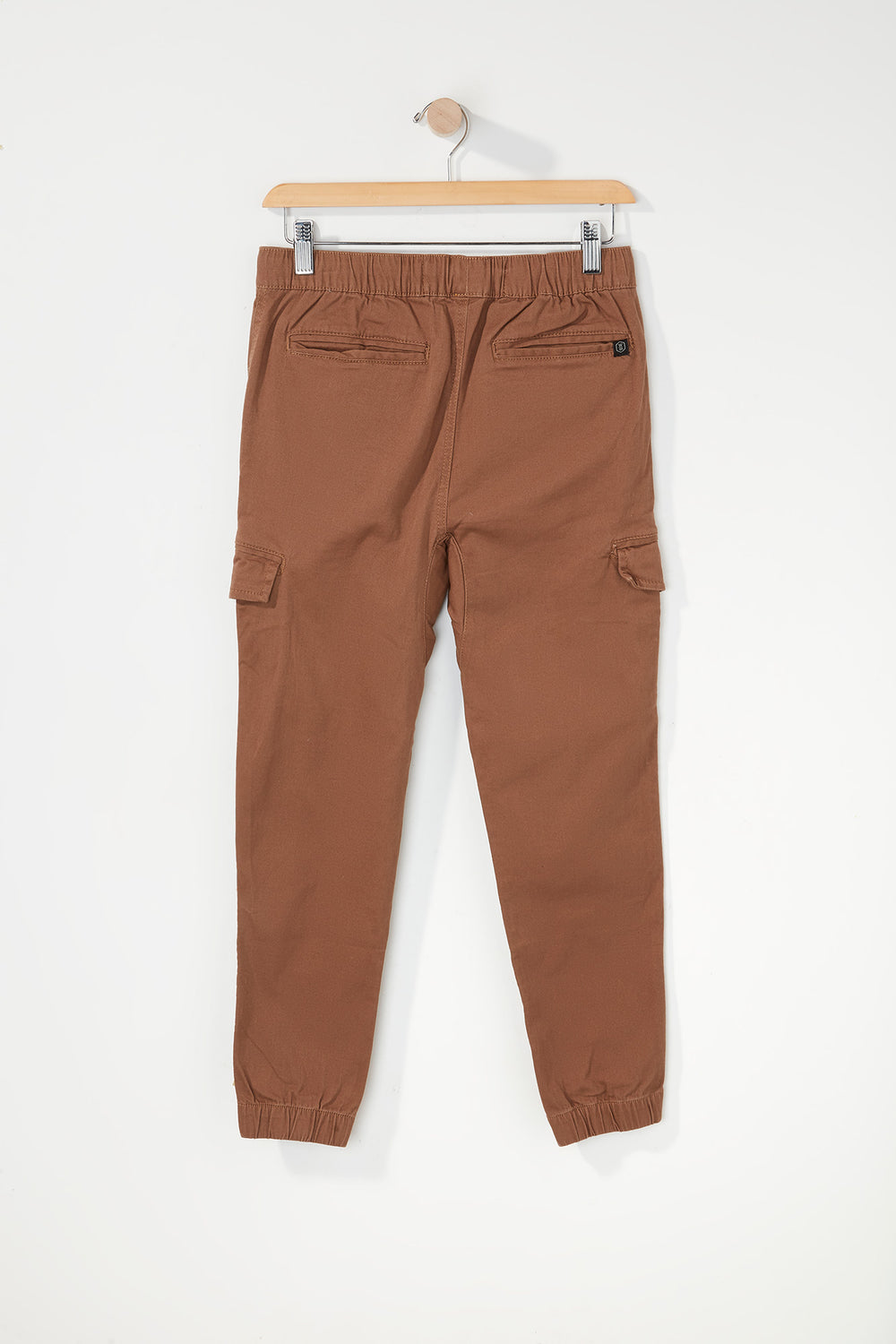 Jogger Cargo West49 Junior Havane