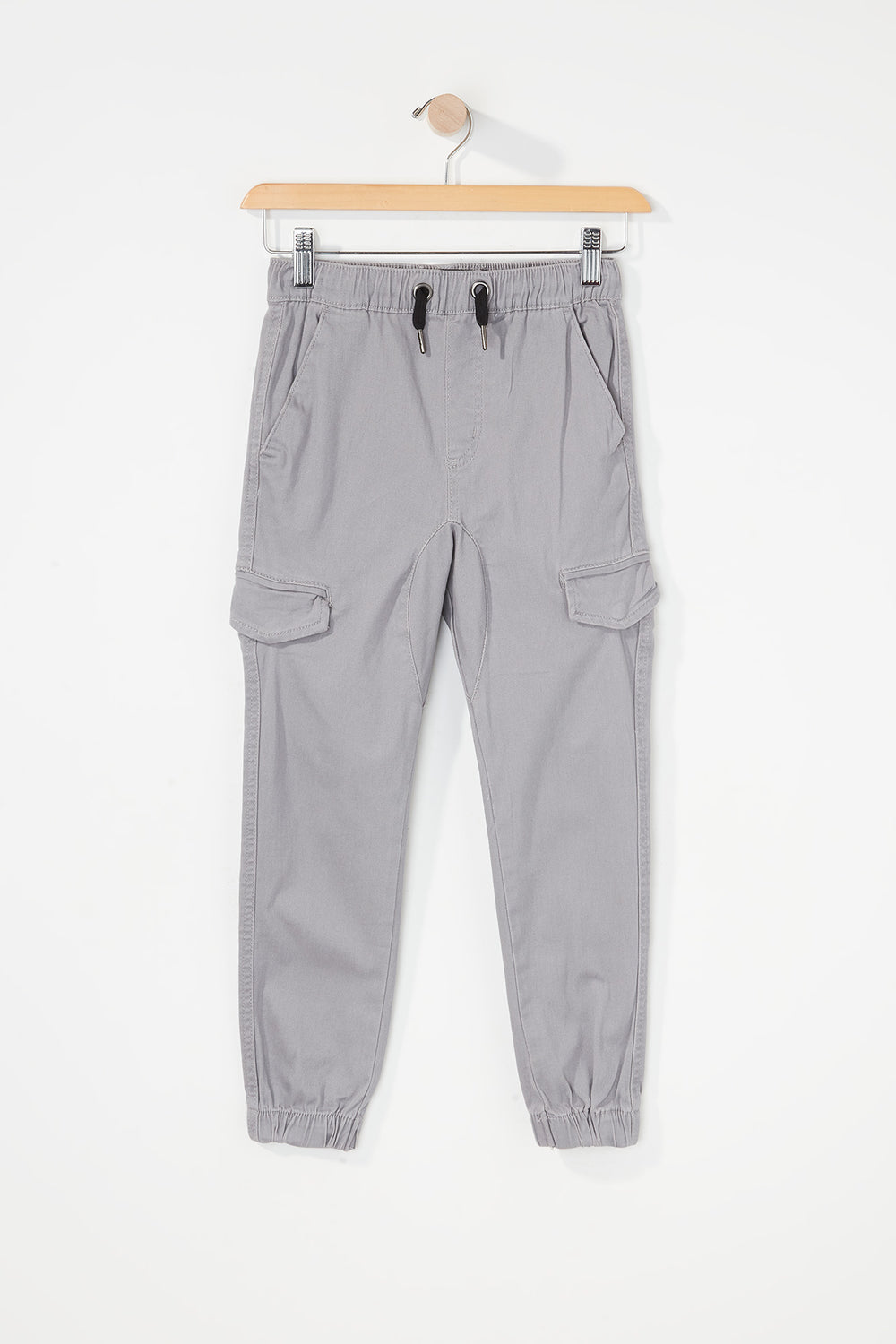 Jogger Cargo West49 Junior Gris