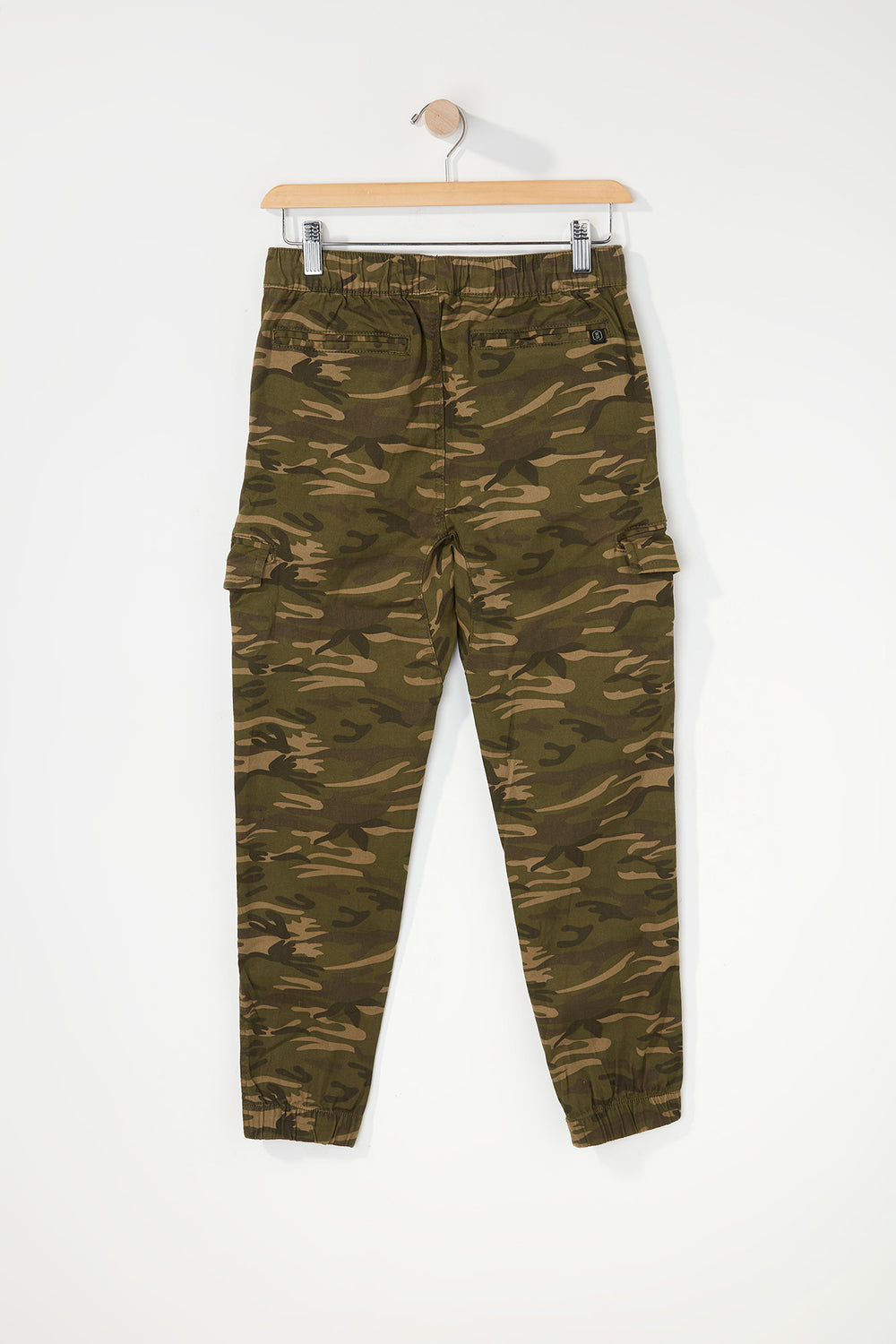 Jogger Cargo Camouflage West49 Junior Camoufle