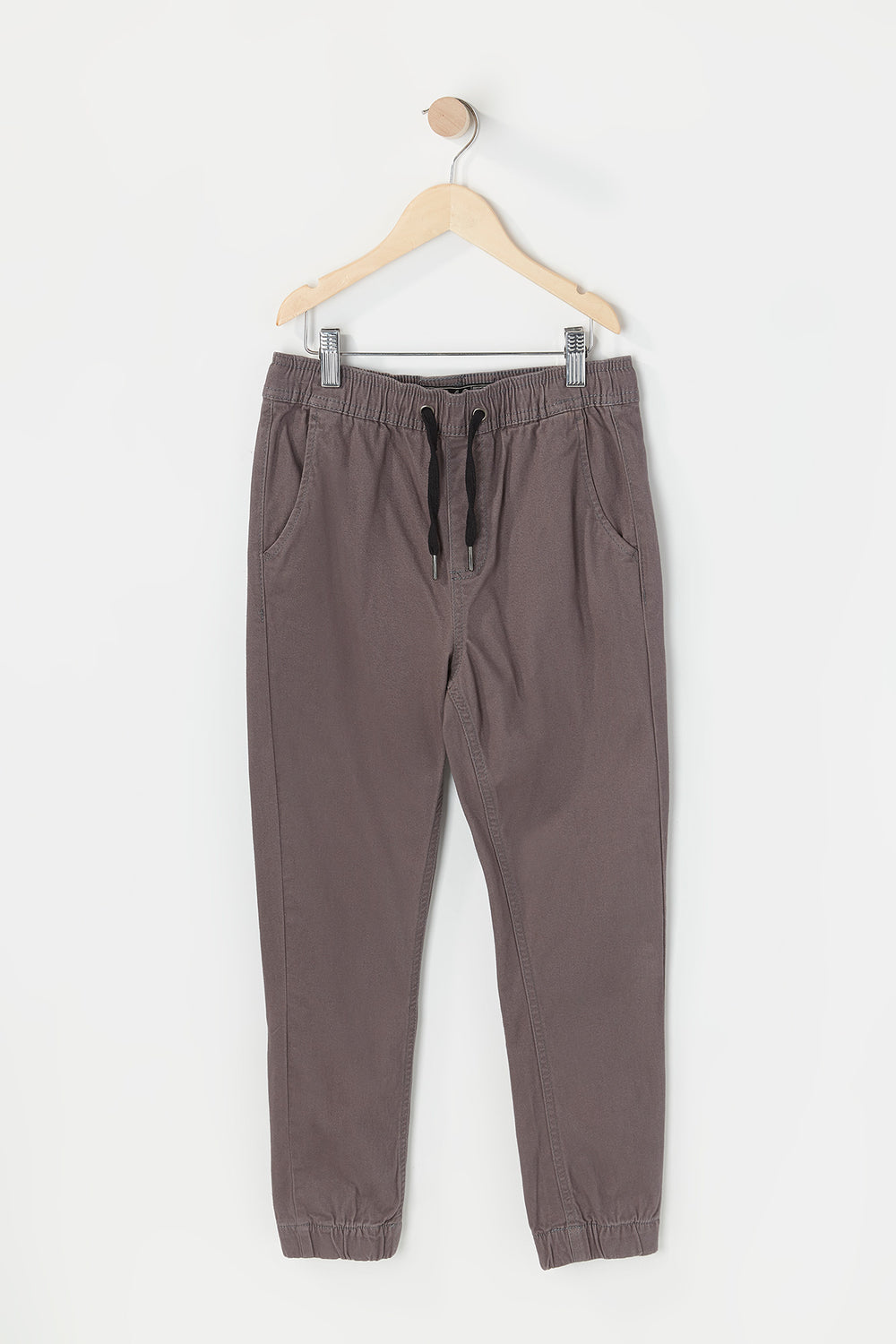 West49 Youth Jogger Heather Grey