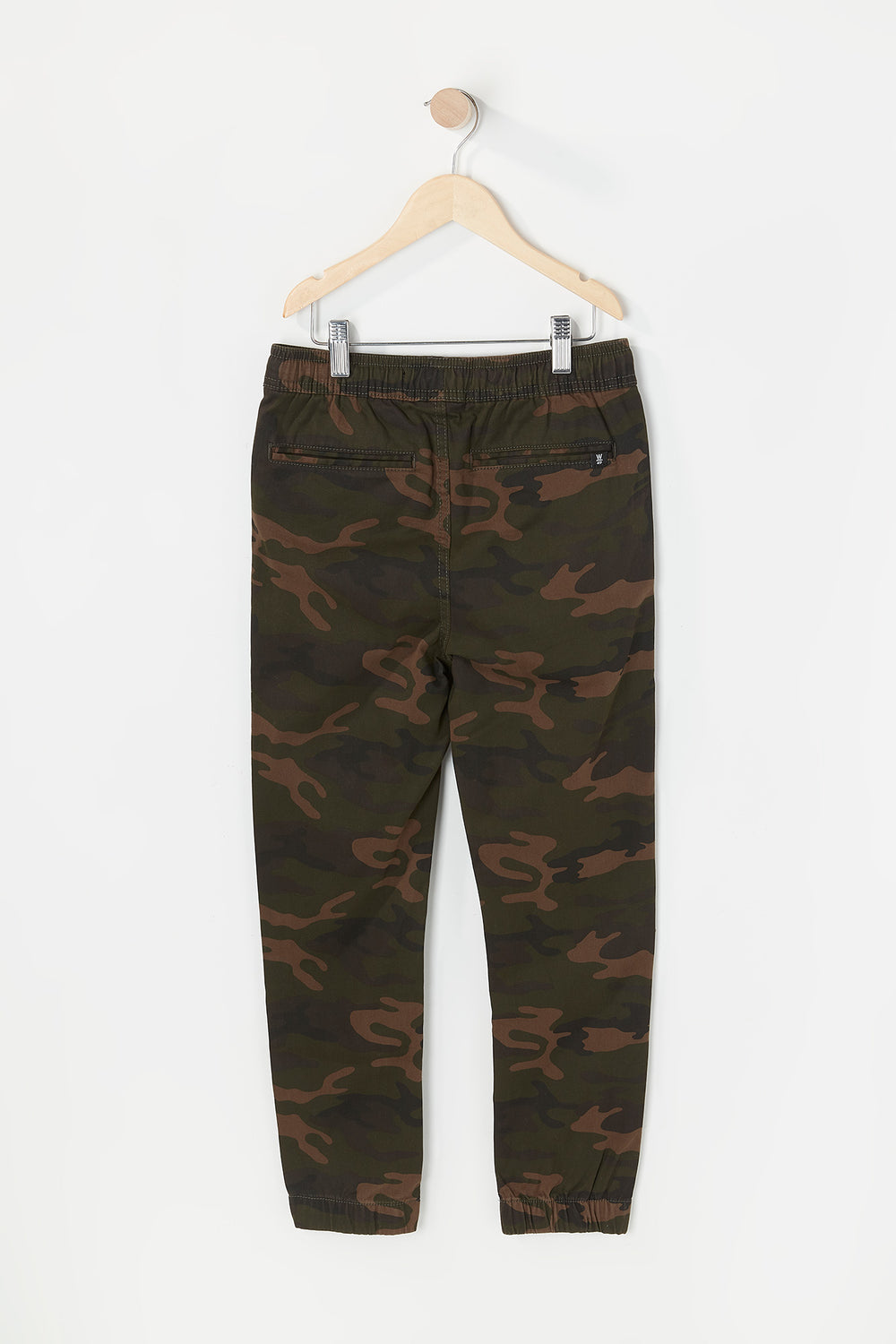 West49 Youth Twill Camo Jogger Camouflage