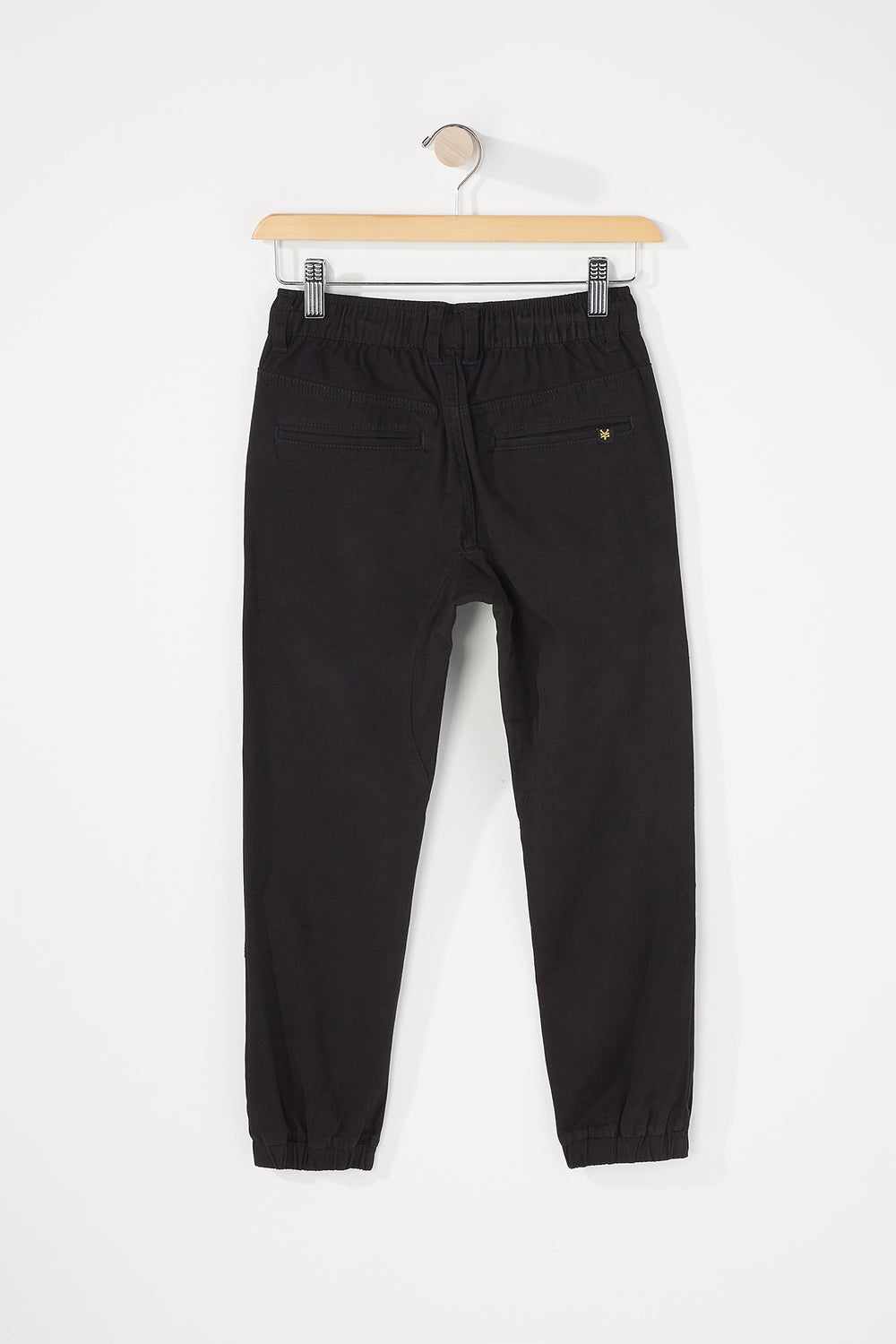 Jogger Avec Zip Zoo York Junior Noir